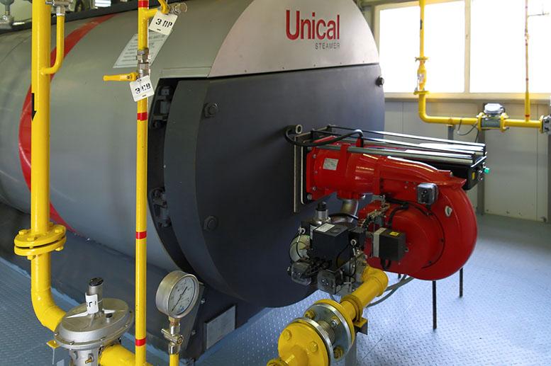 автоматизированная газовая котельная